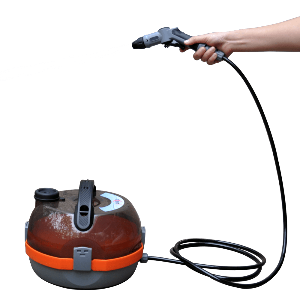 5L Mini  pressure  outdoor washer GFS-C18